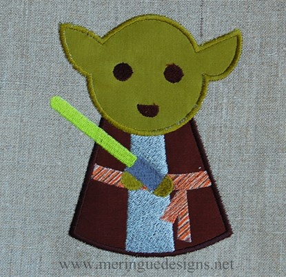 Picture of Star Wars Baby Yoda
